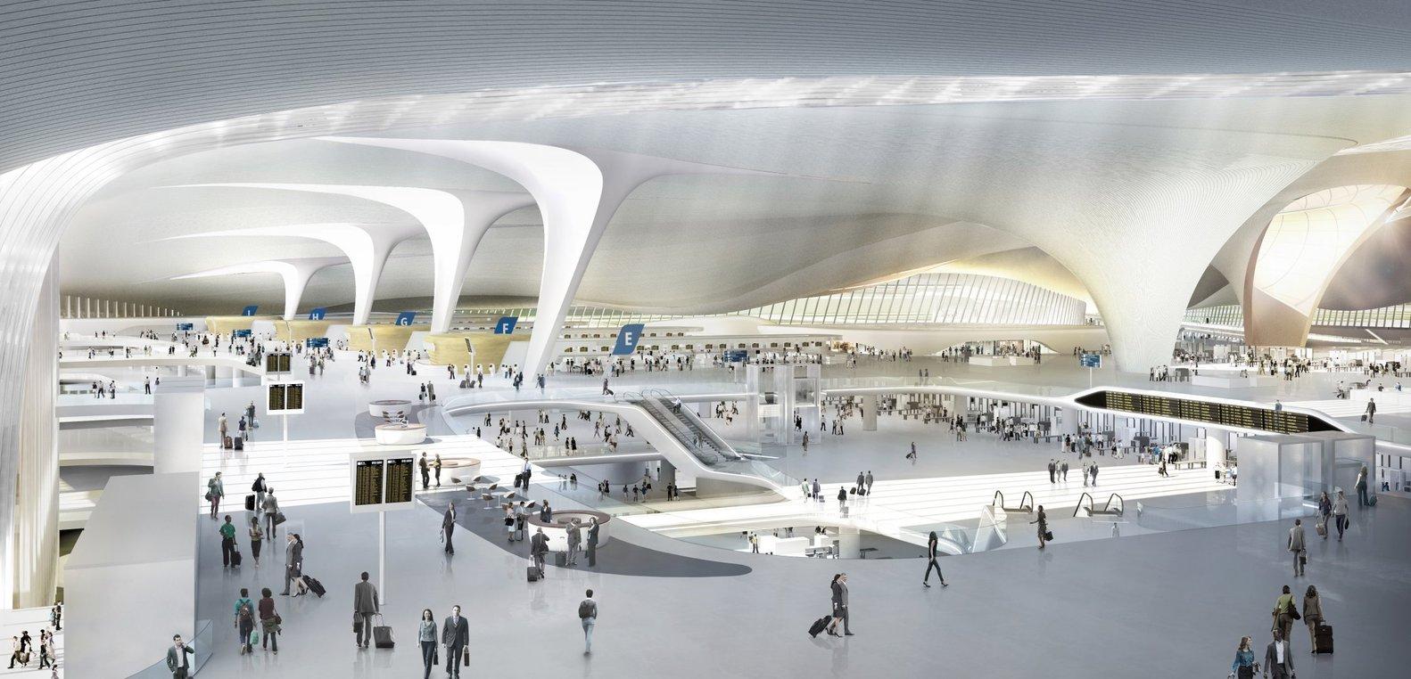 Naujasis Pekino orouosto keleiviu terminalas (1)