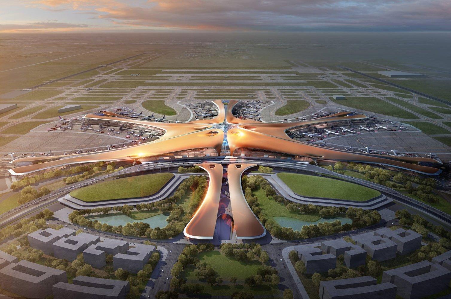 Naujasis Pekino orouosto keleiviu terminalas (3)