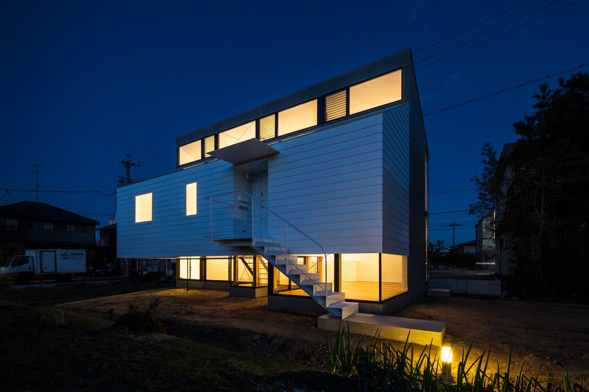 Kawate gyvenamasis namas