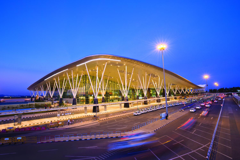 Tarptautinis oro uostas Indijoje