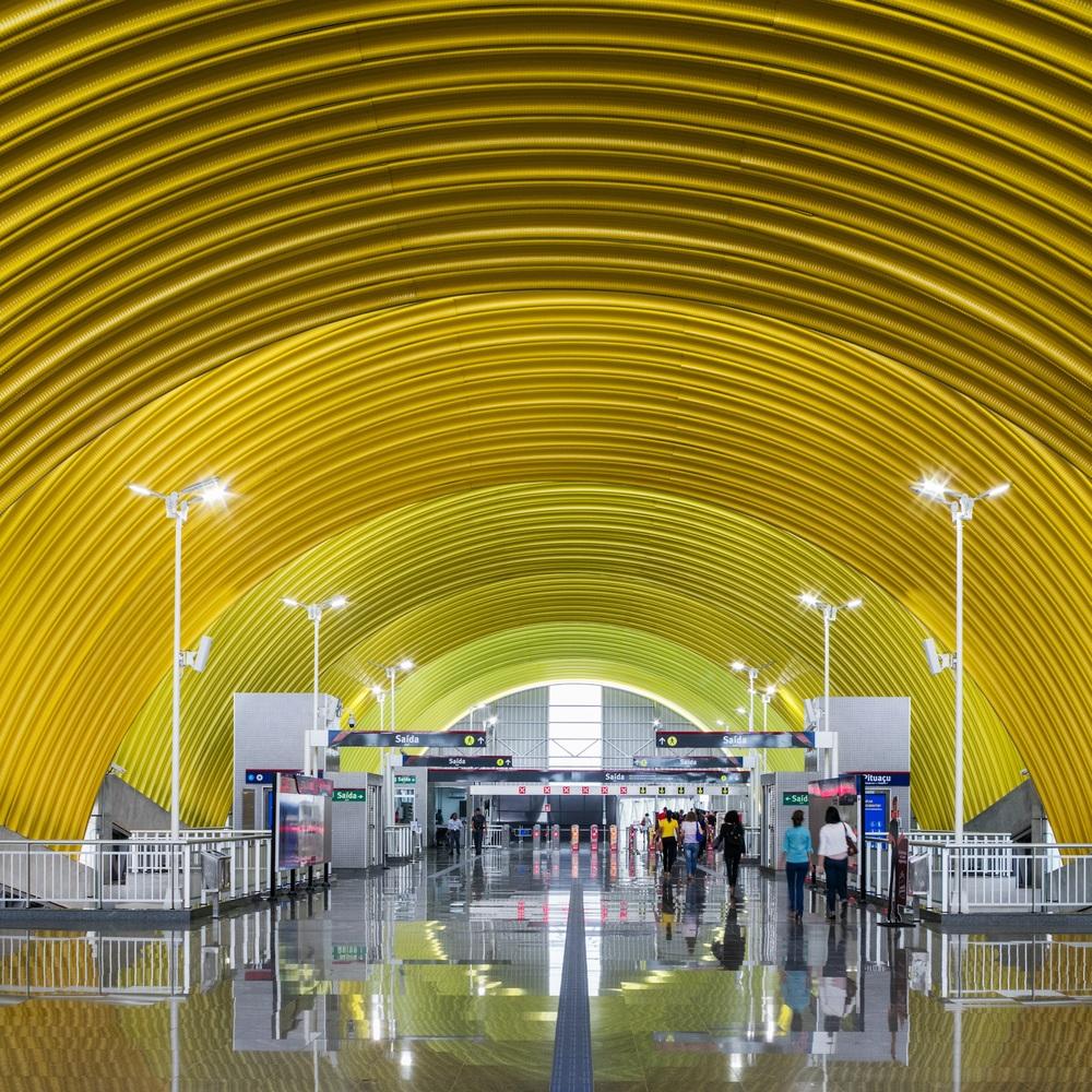 Metro stotis Salvadore